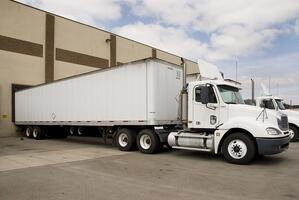 A freight broker prepares to ship the first load for a new customer.